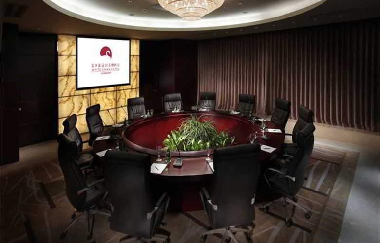 White Swan Hotel Changsha - Bar - 11