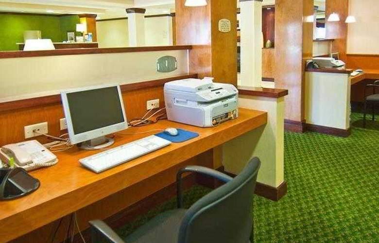 Fairfield Inn suites Edmond - Hotel - 9