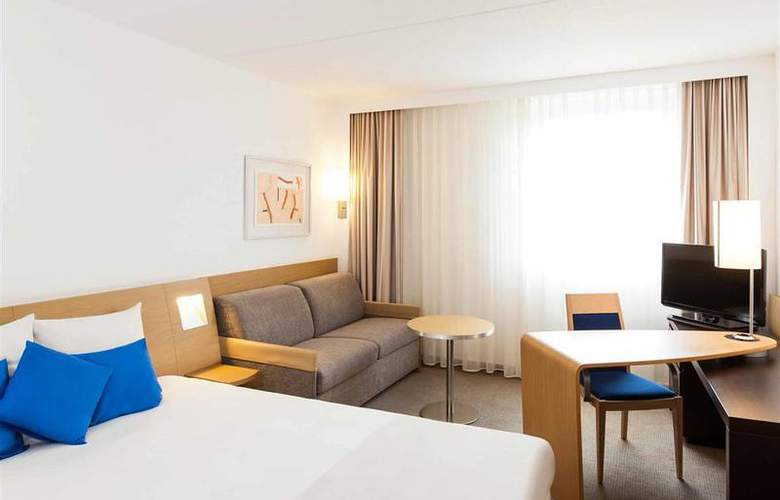 Novotel Lille Centre Grand Place - Room - 3