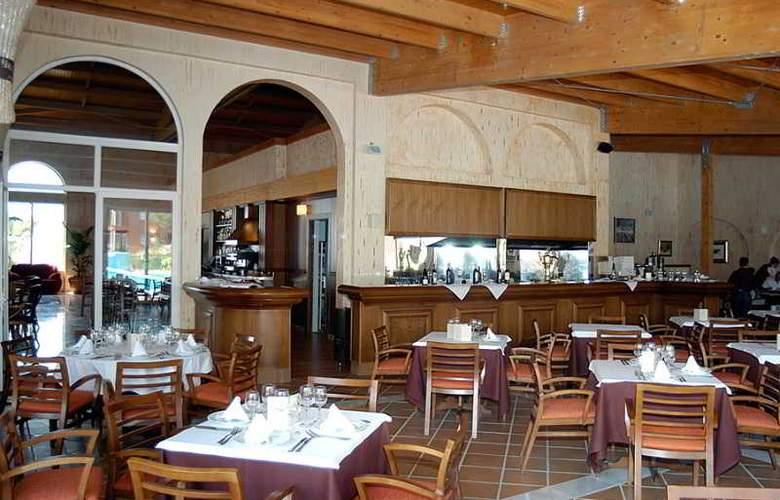 Aparthotel Ilunion Tartessus Sancti Petri  - Restaurant - 16