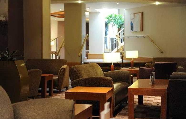 Best Western Stoke-On-Trent Moat House - Hotel - 15