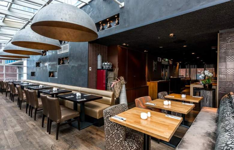 Blue Tower - Restaurant - 8