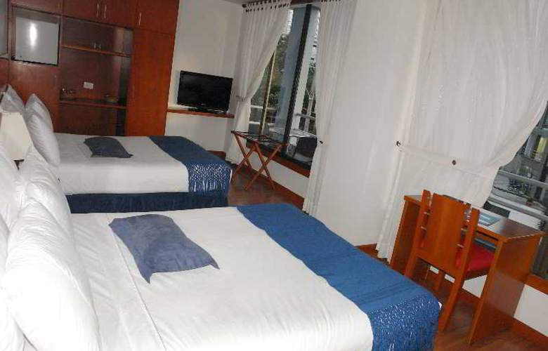 Top Deck Hotel - Room - 8