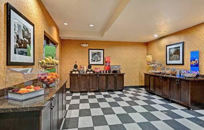 Hampton Inn Lake Havasu City - Restaurant - 6