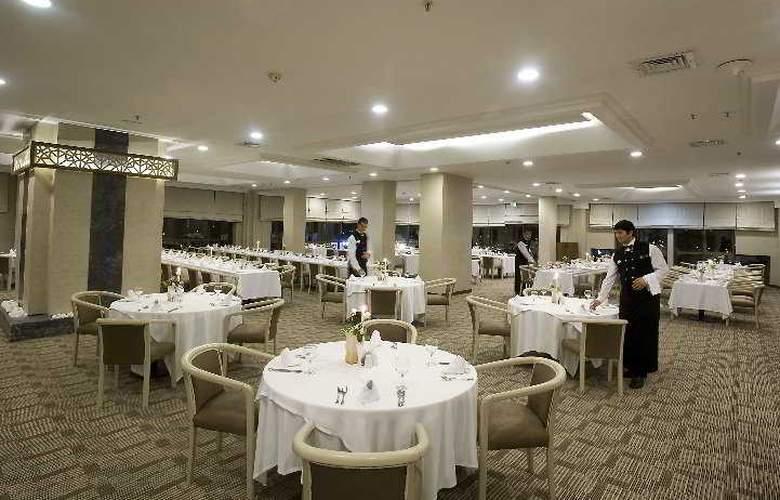 Kervansaray Thermal - Restaurant - 9