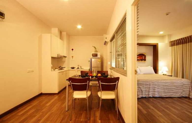 I Residence Sathorn (Formerly Premier Residence) - Room - 2