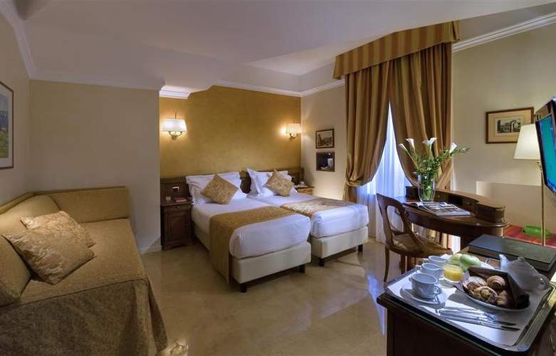 Best Western Galles Milan - Room - 107