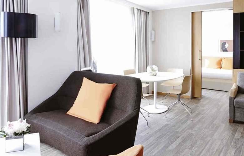 Novotel Edinburgh Park - Room - 48