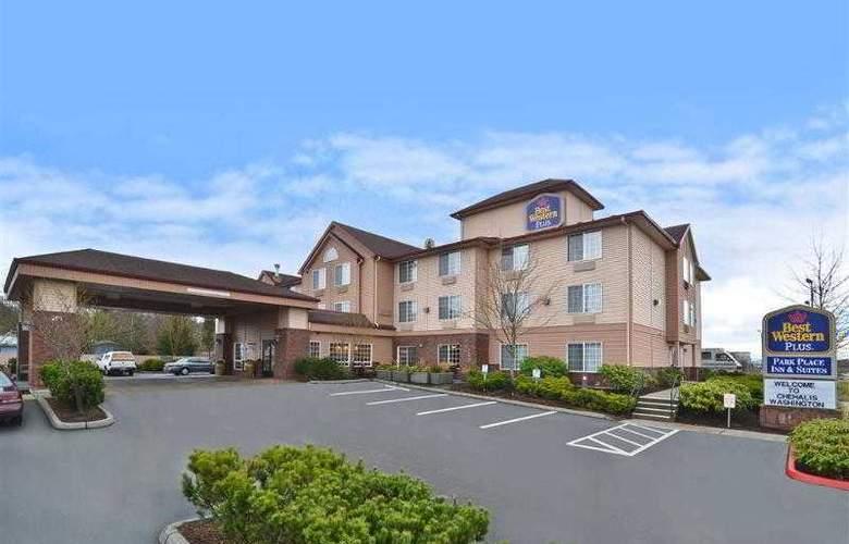 Best Western Plus Park Place Inn - Hotel - 90