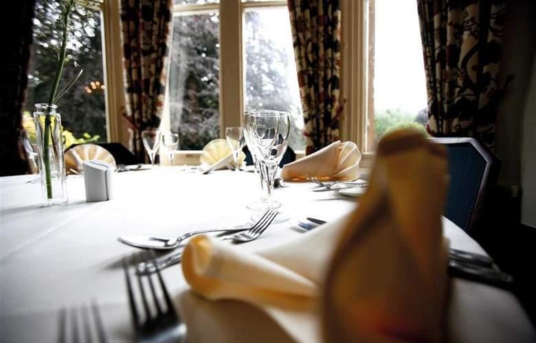 Best Western Bestwood Lodge - Restaurant - 122