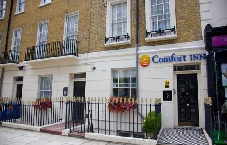 Comfort Inn Victoria - Hotel - 0