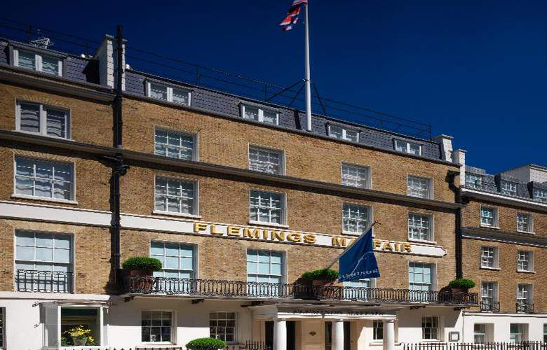 Flemings Hotel, Mayfair - Hotel - 12