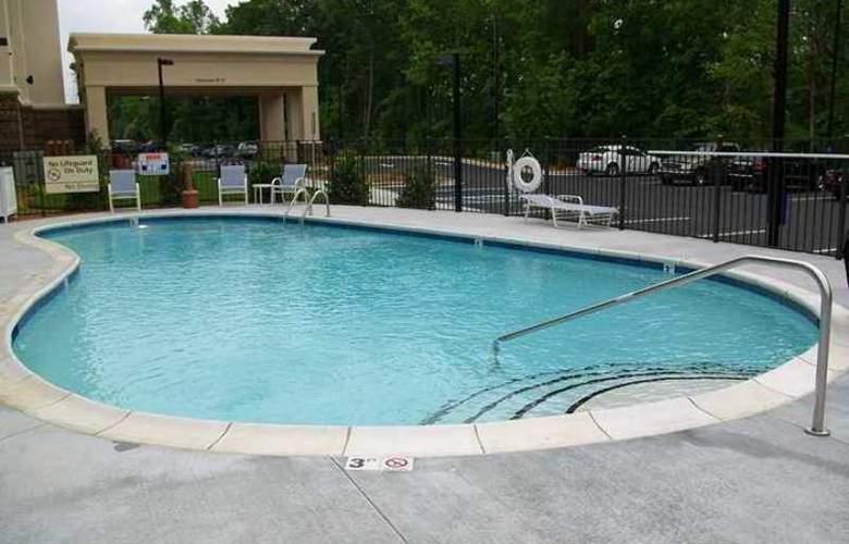 Hampton Inn & Suites Huntersville - Hotel - 2