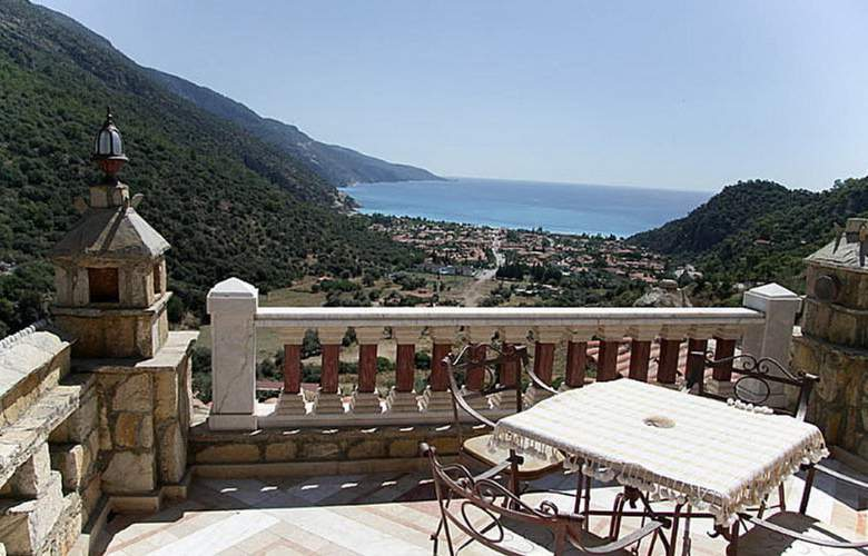 Villa Symbola - Terrace - 5