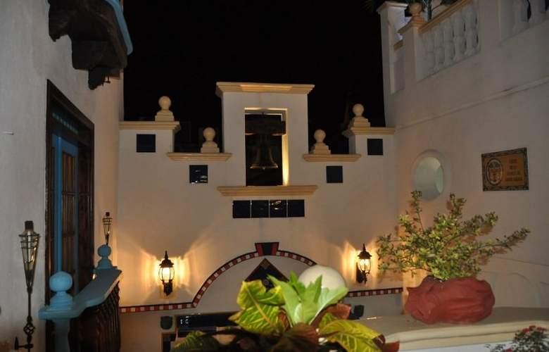 Casa del Noble Hotel Galeria - Terrace - 8
