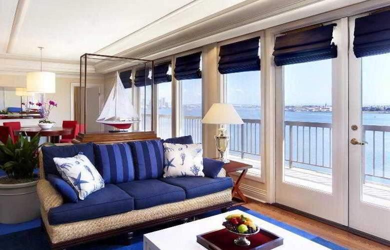 Sheraton San Diego Hotel & Marina - Room - 33