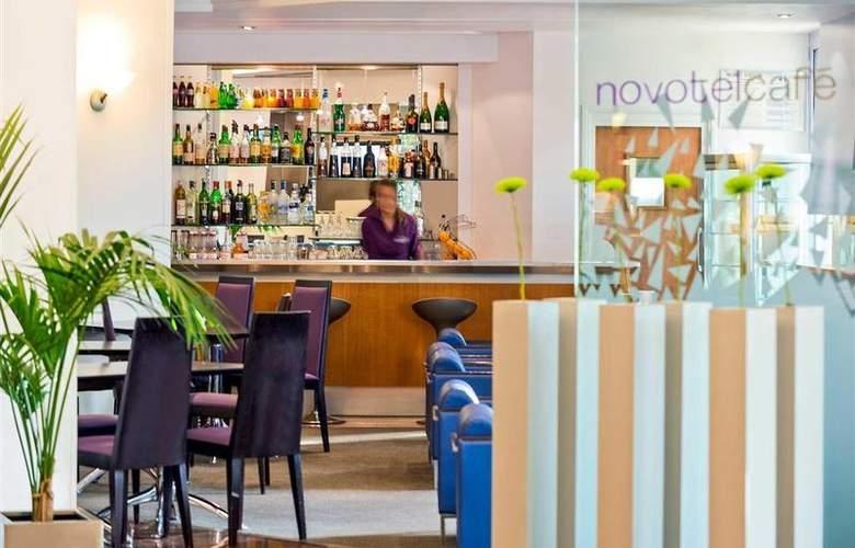 Novotel Nice Arenas Aéroport - Bar - 38