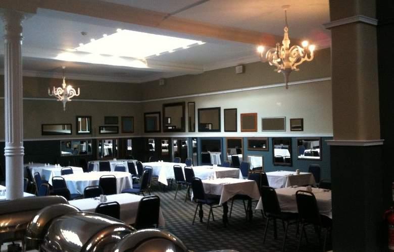 Paragon Hotel - Restaurant - 2