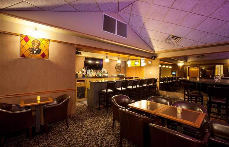 Best Western Glengarry Hotel - Bar - 90