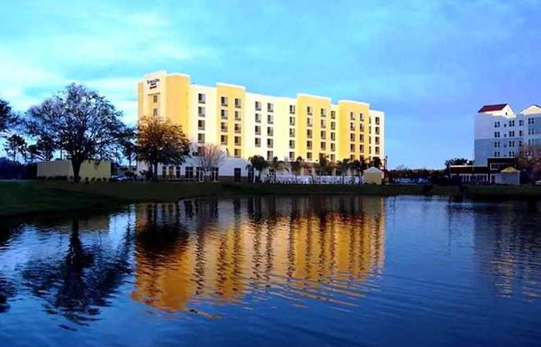 Springhill Suites By Marriott Orlando Airport - Hotel - 0