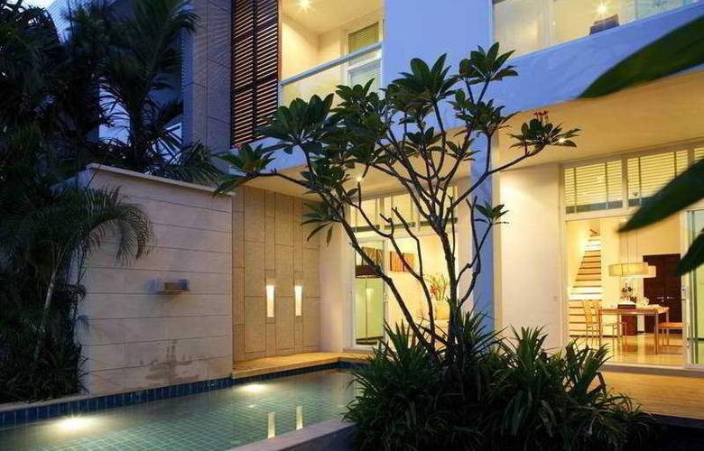 Two Villas Holiday Oxygen Style Nai Harn Beach - Hotel - 4