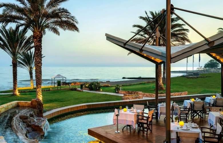 Constantinou Bros Athena Beach Hotel - Restaurant - 9