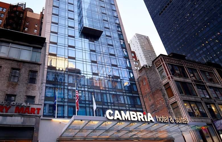 Cambria Hotel & Suites Times Square - Hotel - 7