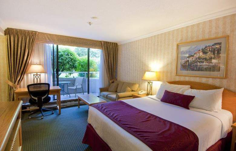 Best Western Plus Inner Harbour - Room - 160