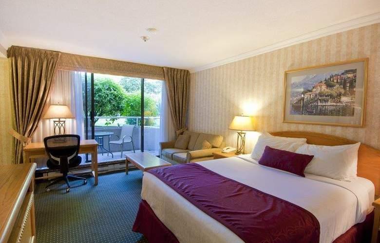 Best Western Plus Inner Harbour - Room - 32