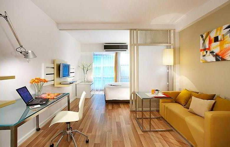 Citadines Sukhumvit 16 Bangkok - Room - 4