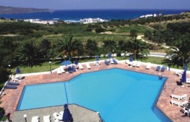 Eleftheria Hotel - Pool - 1