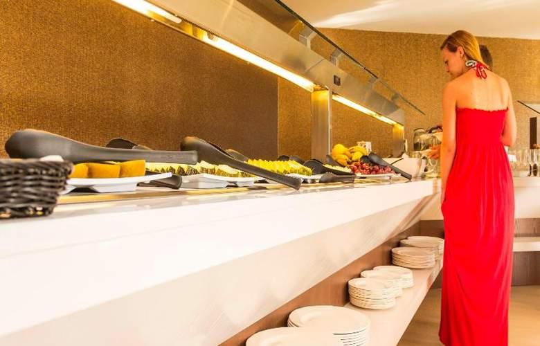 La Pergola Aparthotel - Restaurant - 95