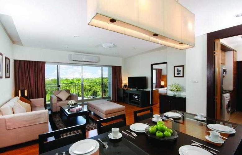 Kantary Hotel & Serviced Apartments, Kabinburi - Room - 2