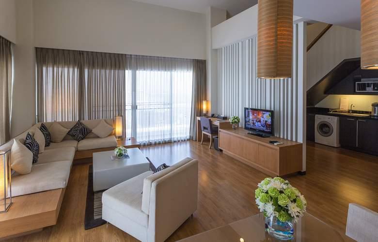 Kantary Hotel and Serviced Apartments, Ayutthaya - Room - 10