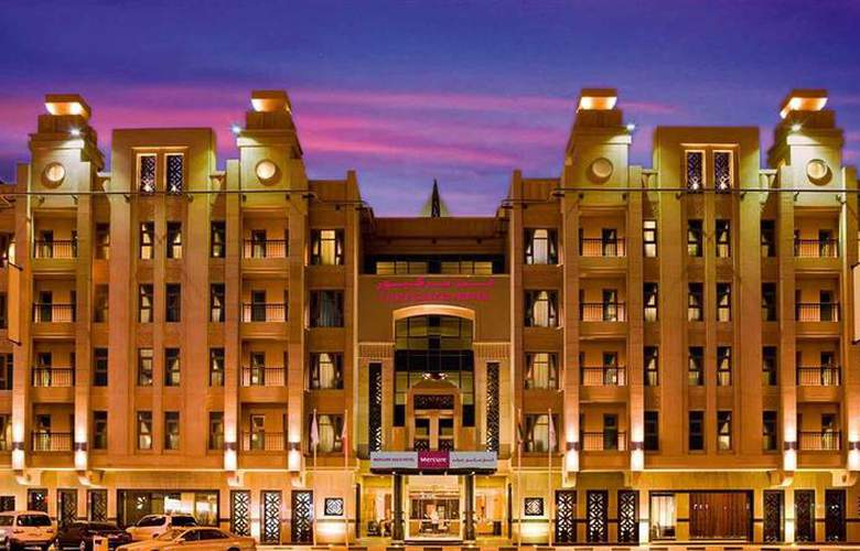 Mercure Gold Al Mina Road Dubai - Hotel - 40