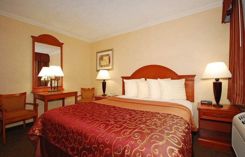 Best Western Hollywood Plaza Inn - Room - 46