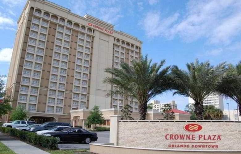 Crowne Plaza Orlando Downtown - General - 1