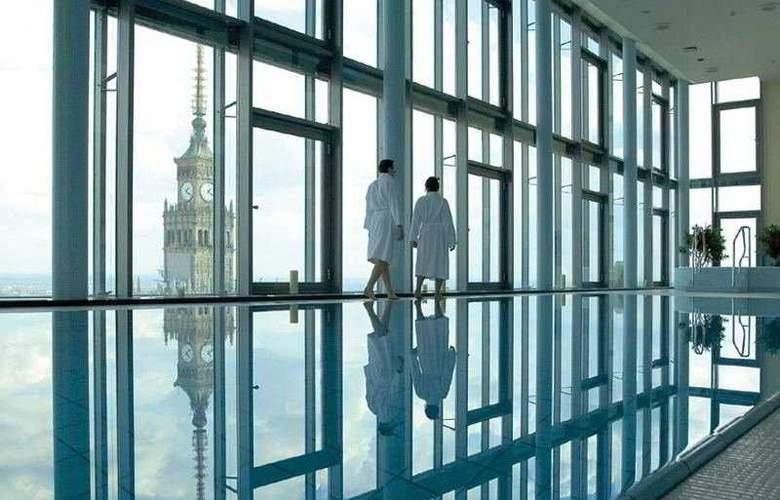 Intercontinental Warsaw - Pool - 3