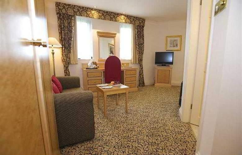 Best Western Forest Hills Hotel - Hotel - 184