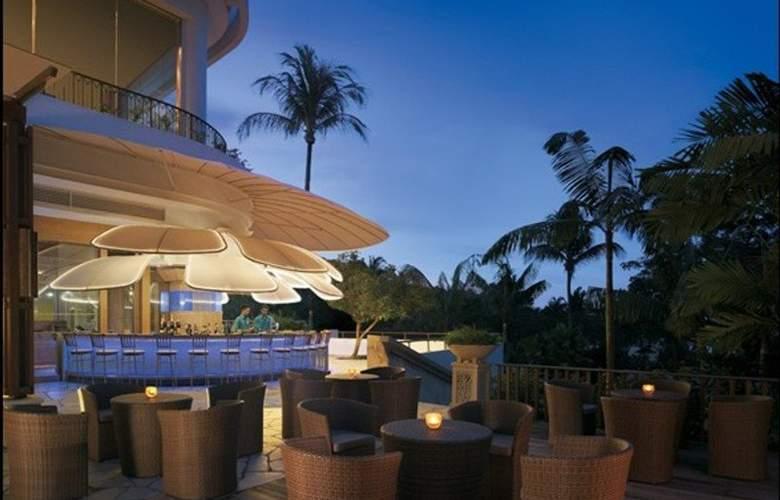 Shangri-la's Rasa Sentosa Resort - Bar - 10