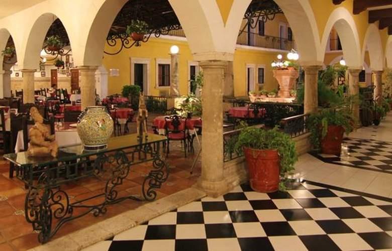Nacional Merida - Restaurant - 7