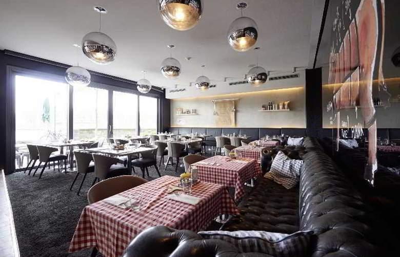 Designhotel ÜberFluss Bremen - Restaurant - 5