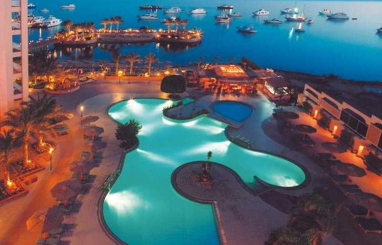 Hurghada Marriott Beach Resort - Pool - 7