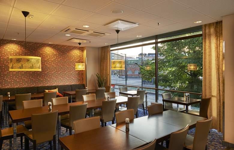 Scandic Hakaniemi - Restaurant - 13