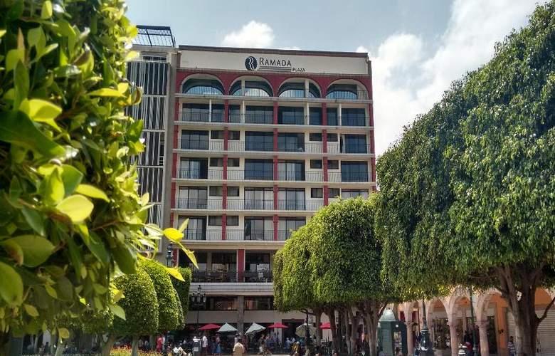 Ramada Plaza León - Hotel - 7
