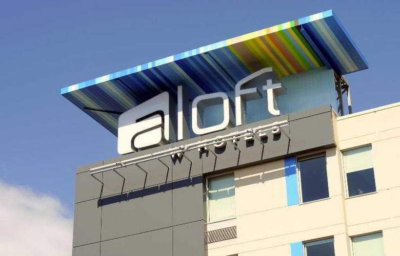 Aloft Montreal Airport Hotel - Hotel - 6