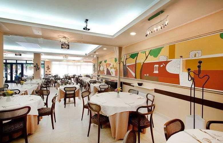 Best Western Blu Hotel Roma - Restaurant - 5