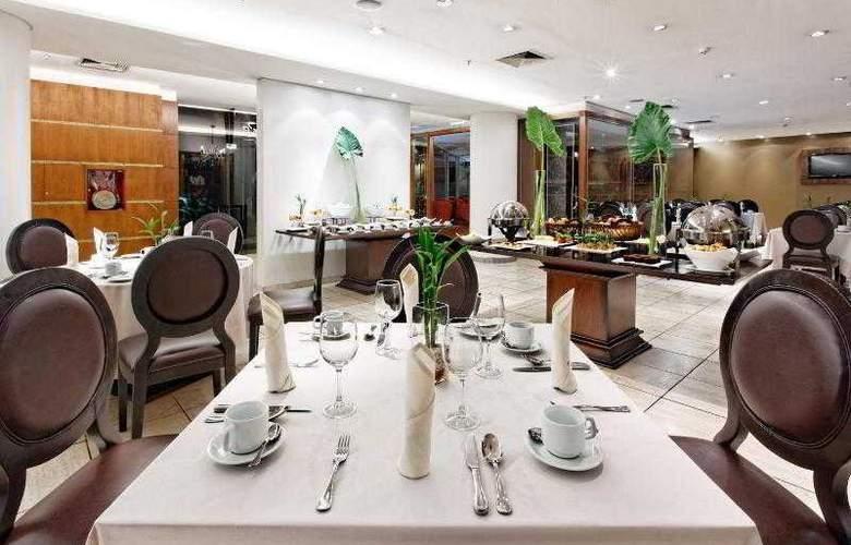 Crowne Plaza Asuncion - Restaurant - 27