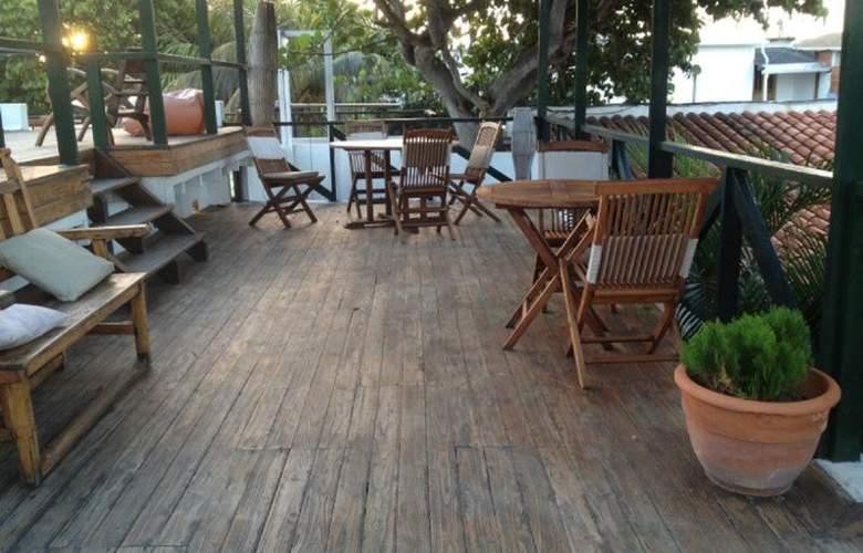 Posada Acuarela - Terrace - 9