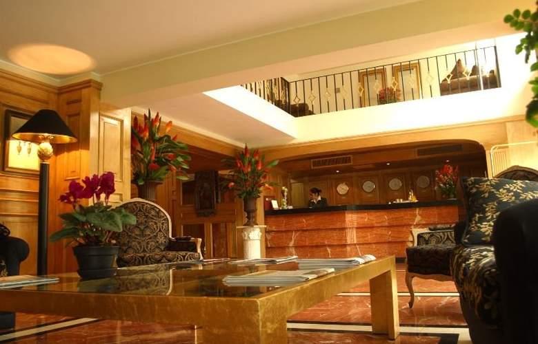 Suites del Bosque - Hotel - 1